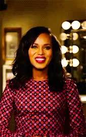 Watch and share Kerry Washington GIFs and Scandal Cast GIFs on Gfycat