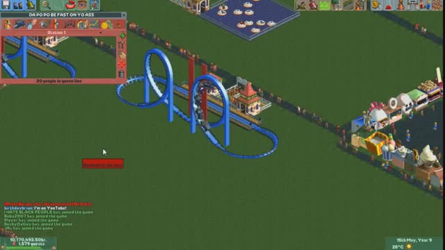 Watch Vinesauce Joel - Destroying Rollercoaster Tycoon GIF on Gfycat. Discover more joel, vinesauce, when da po po be fast on yo ass GIFs on Gfycat