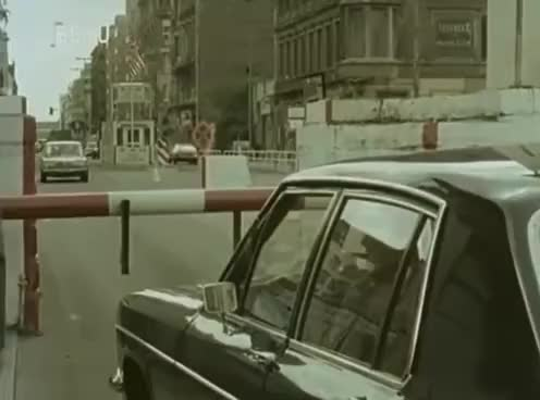 Watch Guten Tag, Passkontrolle   Ein Film über die Passkontrollorgane der DDR 1981 (ohne Ton) - checkpoint GIF on Gfycat. Discover more related GIFs on Gfycat