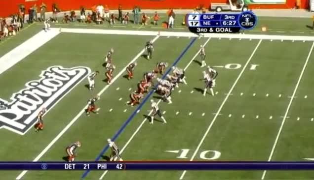 Watch and share 8 Brady To Gaffney 3yd TD GIFs on Gfycat