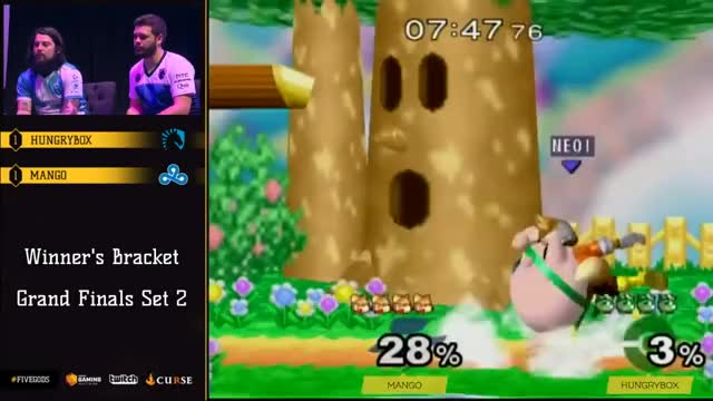 GF: Mango (Fox) vs. Hungrybox (Jigglypuff)