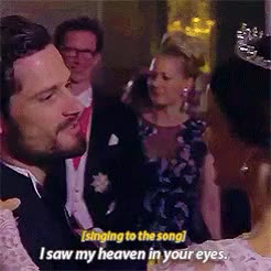 Watch and share Prince Carl Philip GIFs and Sofias Brudvals GIFs on Gfycat