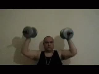 Watch and share Lifting Weights GIFs on Gfycat