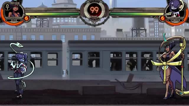 Watch and share Skullgirls Pc GIFs by softie on Gfycat