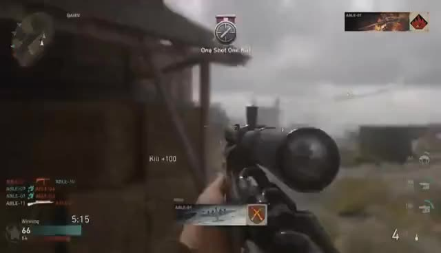 Watch CALL OF DUTY WW2 MULTIPLAYER GAMEPLAY GIF on Gfycat. Discover more related GIFs on Gfycat