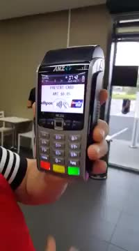 Contactless card payments GIFs