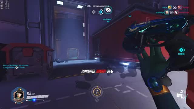 Watch TIL GIF on Gfycat. Discover more overwatch, ultimate GIFs on Gfycat
