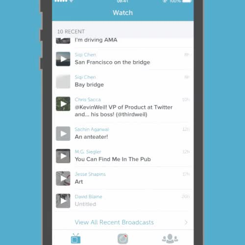 Watch and share Periscope GIFs on Gfycat