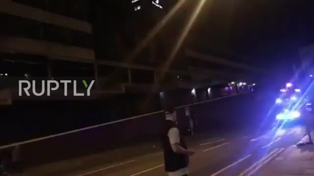 UK- Manchester shut down after 19 killed in suspected 'terro GIFs