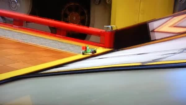 mariokart, Most satisfying MK8 block. GIFs