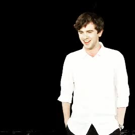 Watch and share Freddie Highmore GIFs and Ukrainian Barbie GIFs on Gfycat