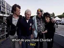 Watch and share The Rolling Stones GIFs and Keith Richards GIFs on Gfycat