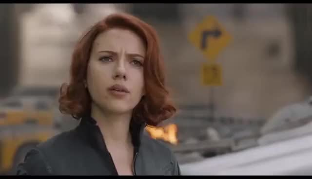 Watch and share Natasha Romanoff GIFs and Black Widow GIFs on Gfycat