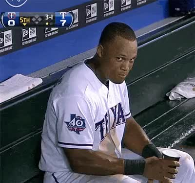 Watch adrian beltre GIF on Gfycat. Discover more reactiongifs GIFs on Gfycat