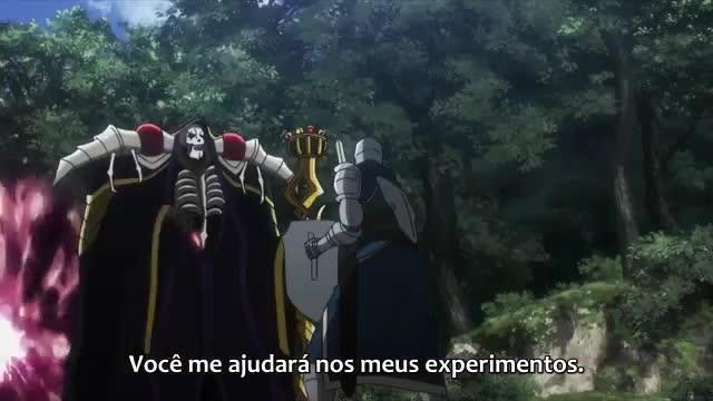 Anime Overlord Episódio 3 - Super Animes GIFs