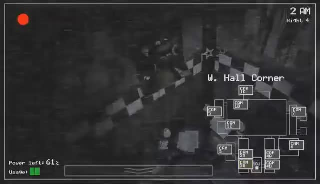 Watch FNAF cctv GIF on Gfycat. Discover more related GIFs on Gfycat