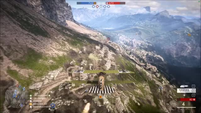 Watch and share Battlefield GIFs and Plane GIFs by h3llsp4wn on Gfycat