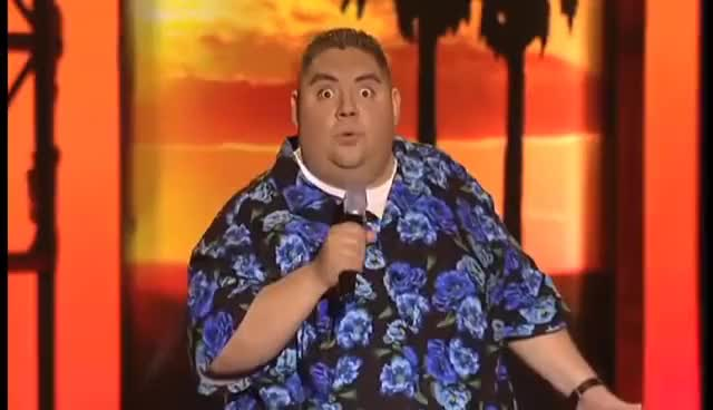 "Watch and share ""Road Trip"" - Gabriel Iglesias- (From Hot & Fluffy Comedy Special) GIFs on Gfycat"