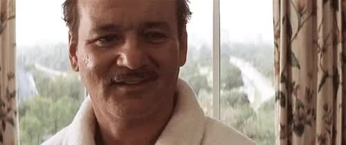 Watch this bill murray GIF on Gfycat. Discover more bill murray, celebrities, celebrity, celebs GIFs on Gfycat