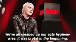 Watch and share My Chemical Romance GIFs and Why Did I Do This GIFs on Gfycat