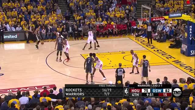 Watch and share Houston Rockets GIFs and Basketball GIFs by Defensive Master _ Allen on Gfycat