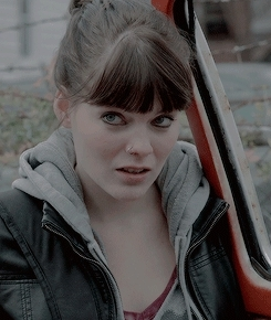done, emma greenwell, mandy milkovich, done is done. GIFs