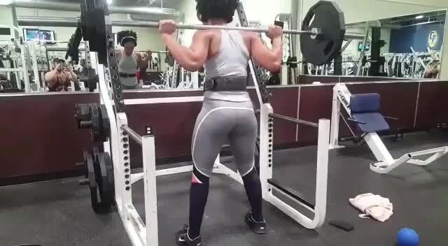 Watch and share Female Fitness GIFs and Kaysha Ureña GIFs on Gfycat