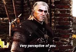 Watch and share Geralt GIFs on Gfycat