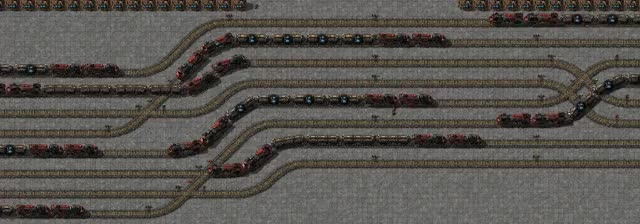 Watch and share Factorio GIFs and Trains GIFs by tzwaan on Gfycat