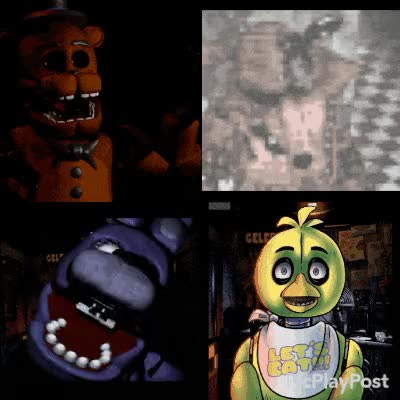 Watch fnaf GIF on Gfycat. Discover more related GIFs on Gfycat
