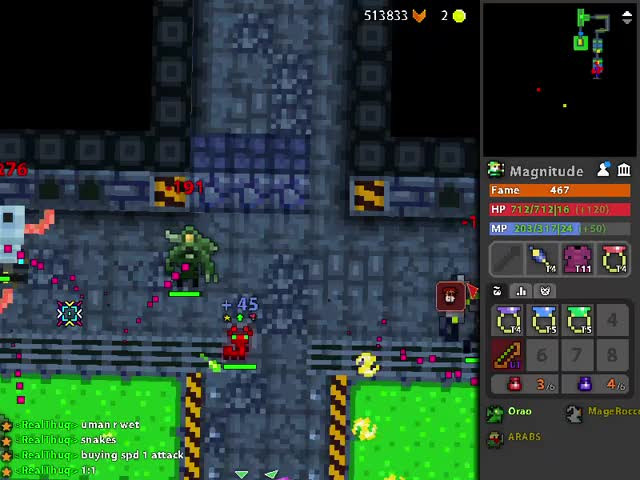Watch Rip ability only PPE GIF by Magnitude (@magnitude) on Gfycat. Discover more rotmg GIFs on Gfycat