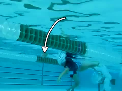Watch 2 Beat Kick and Effective Propulsion Demo/Analysis GIF on Gfycat. Discover more swimming, total immersion swimming, triathlon GIFs on Gfycat