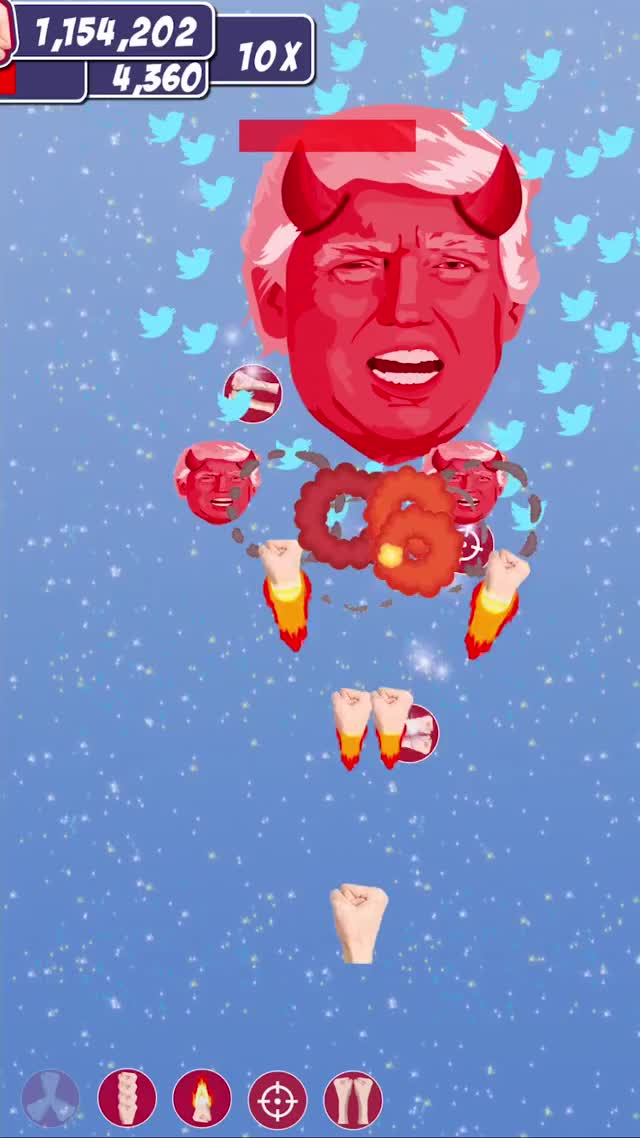 Watch and share Donald GIFs and Devil GIFs by hitforgood on Gfycat
