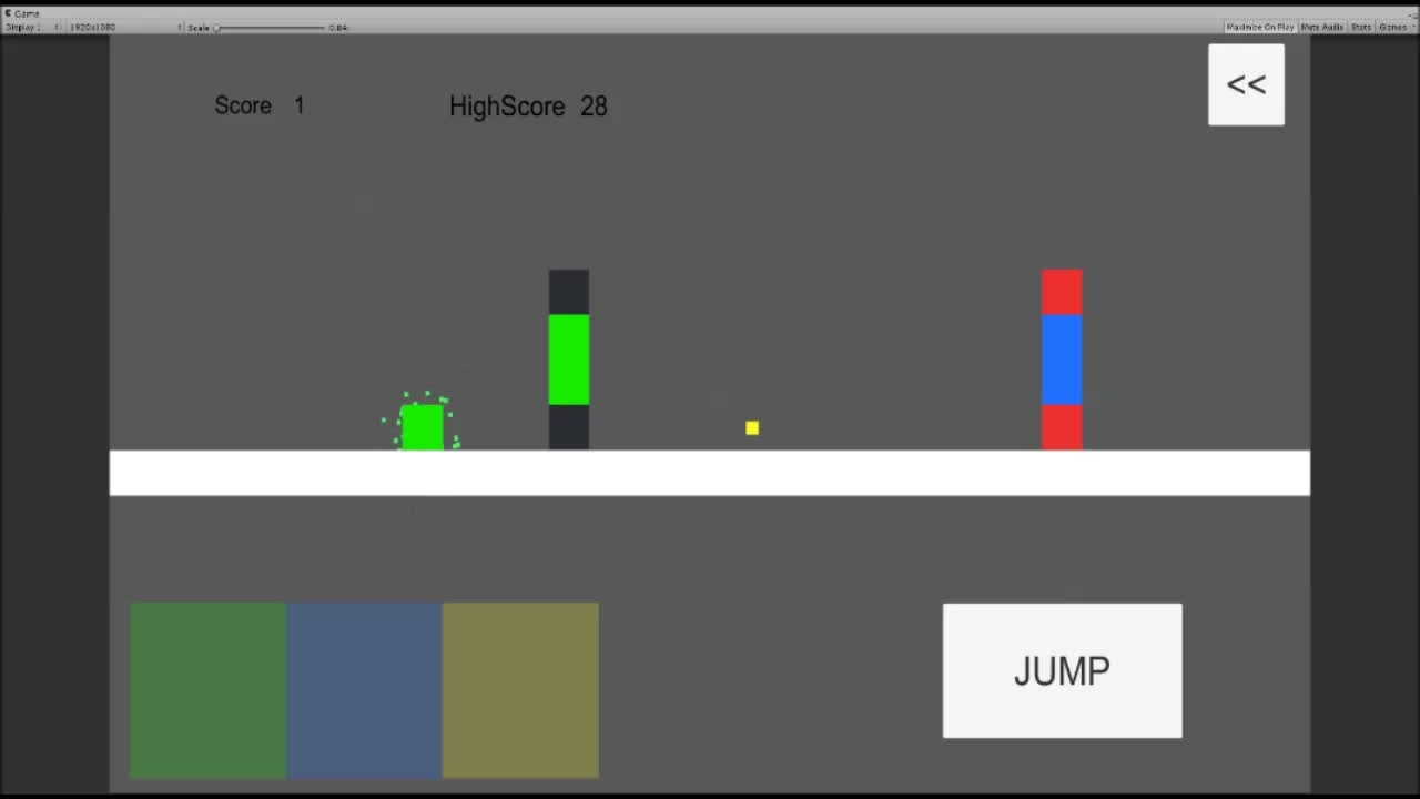Unity2D, Unity Game GIFs