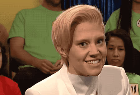 awesome, cute, flirt, funny, happy, kate, live, night, saturday, sexy, snl, wink, Wink GIFs
