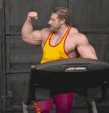 Watch and share Bodybuilder Bodybuilding GIFs on Gfycat