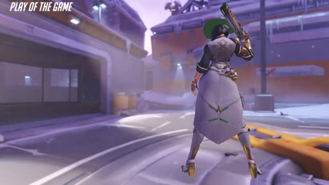 Watch Ashe POTG Ping 280 GIF by keyduq (@keyduq) on Gfycat. Discover more ashe, overwatch, potg GIFs on Gfycat