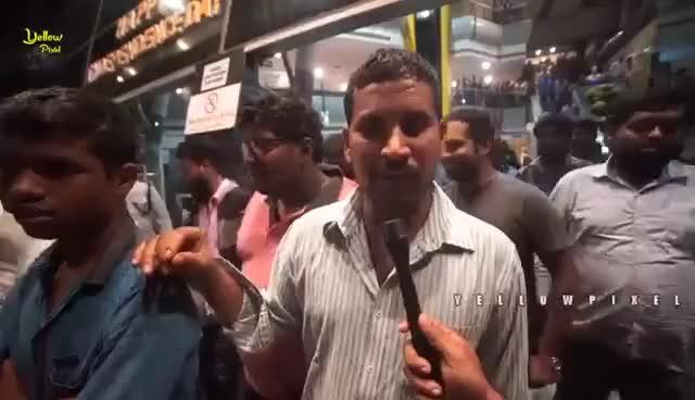 Watch and share Arjun Reddy Movie Public Talk   Arjun Reddy Movie Public Response   Vijay Deverakonda GIFs on Gfycat