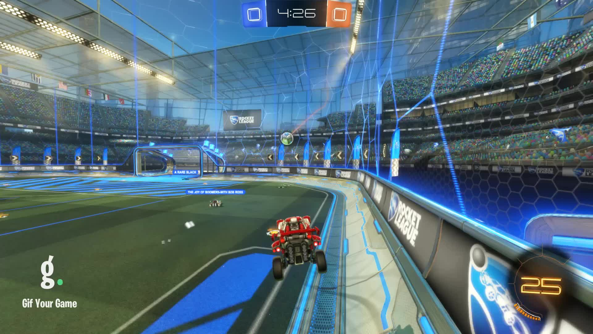 Gif Your Game, GifYourGame, Goal, Rocket League, RocketLeague, iLLixer, Goal 1: iLLixer GIFs