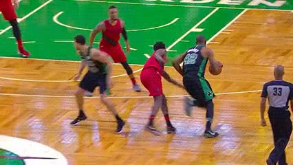 Watch Al Horford — Boston Celtics GIF by Off-Hand (@off-hand) on Gfycat. Discover more 020418 GIFs on Gfycat