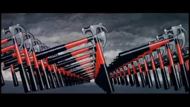 Watch and share Pink Floyd Waiting For The Worms And Hammer's March (Original) (HD) GIFs on Gfycat