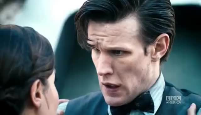 """Watch DOCTOR WHO: Who are you, Clara? """"Journey to the Centre of the TARDIS"""" BBC AMERICA GIF on Gfycat. Discover more related GIFs on Gfycat"""