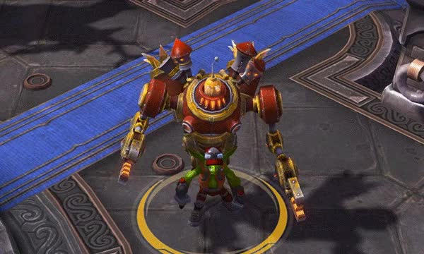 Watch and share Heroesofthestorm Gif GIFs on Gfycat