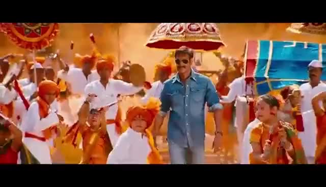 Singham Title Track Hd Full Video Song Ajay Devgan Gif Find