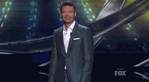 Watch and share American Idol GIFs and Ryan Seacrest GIFs on Gfycat