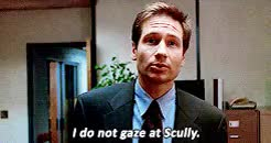 Watch and share I Actually Hate Him GIFs and David Duchovny GIFs on Gfycat
