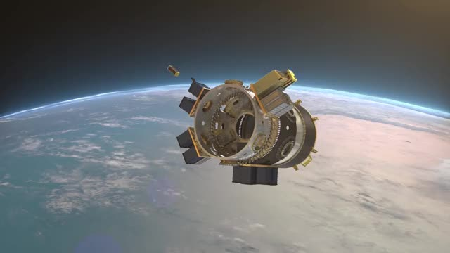 Watch and share Satellites GIFs and Cubesats GIFs by Dave Mosher on Gfycat