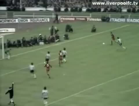 Watch and share Kevin Keegan's Goal Against Newcastle GIFs on Gfycat