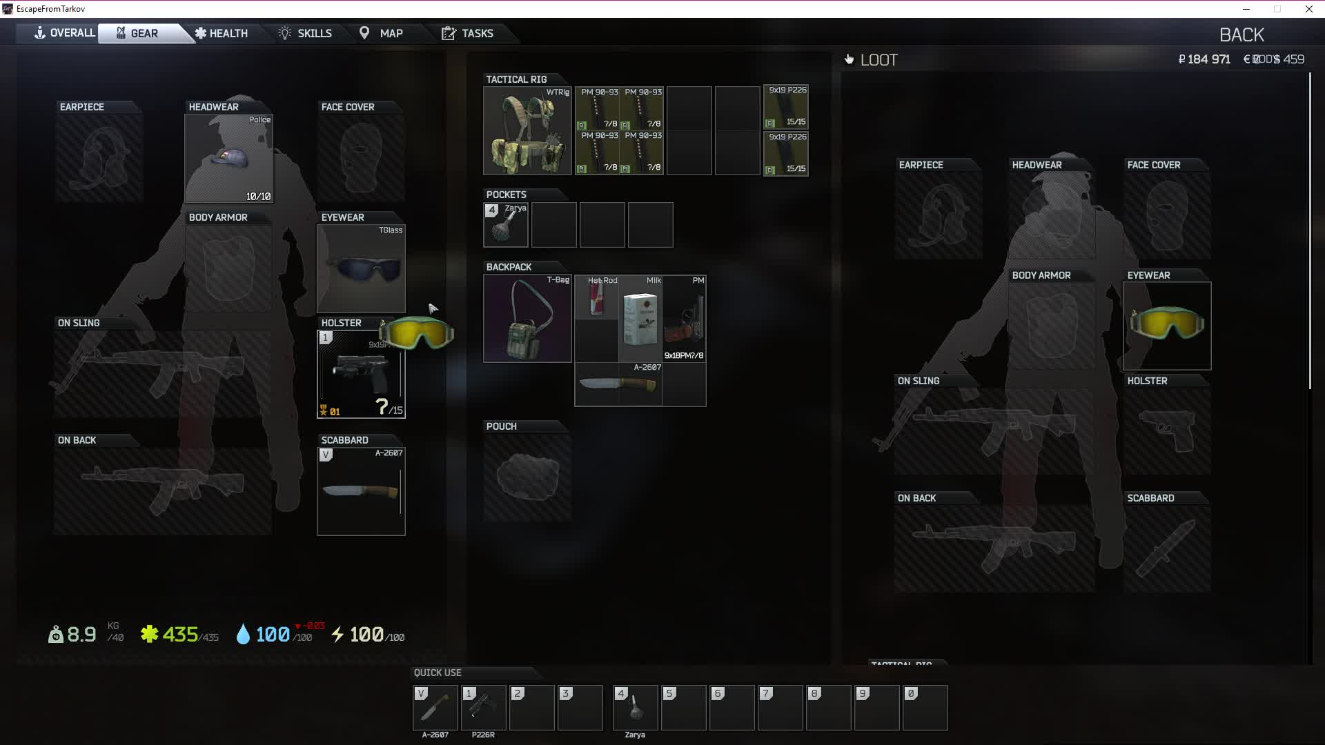 escapefromtarkov, Escape From Tarkov 2018.11.23 - 16.08.27.02.DVR GIFs