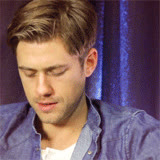 aaron tveit, gif * les miserables aaron tveit Enjolras making gifsets when i should be revising hm but this was fun hehehe GIFs